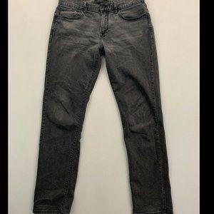 Lucky Brand Gray 221 Original Straight Leg Jeans